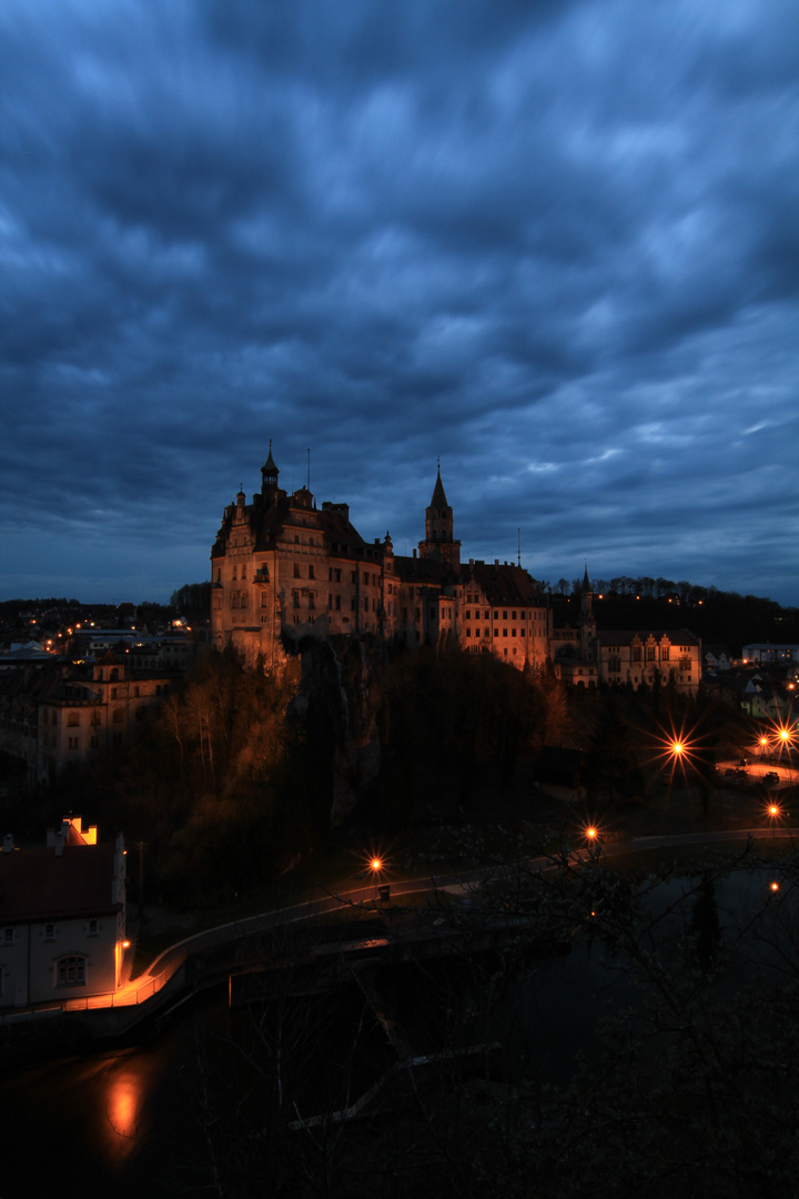 Stadtschloss Sigmaringen