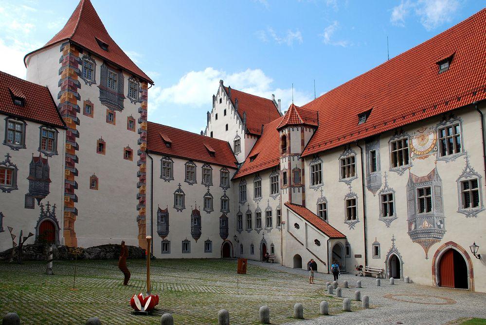 Stadtschloss zu Füssen
