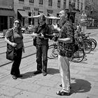 Stadtspaziergang durch Graz ...