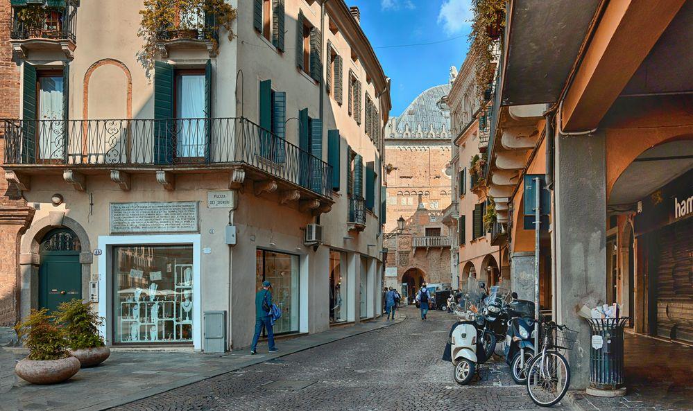 Stadtspaziergang durch Padua (Padova)