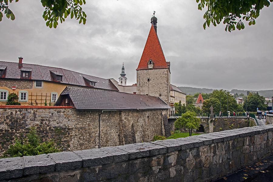 Stadttor in Freistadt