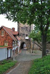 Stadttor in Hildesheim der Kehrwiederturm