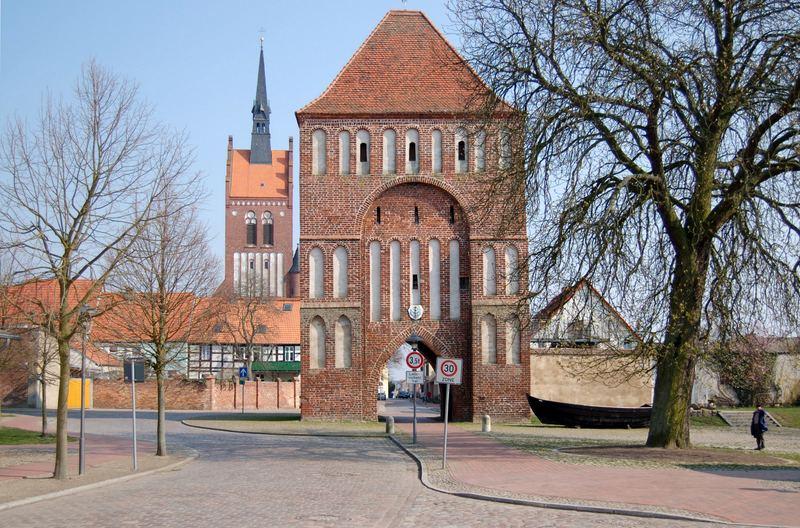 Stadttor Usedom