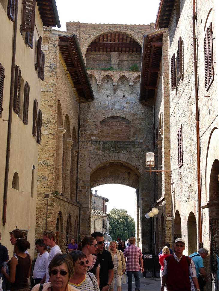 Stadttor Volterra