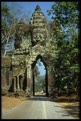 Stadttor von Angkor Thom