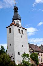 Stadtturm in Groitzsch - Sachsen