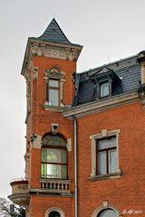 Stadtvilla - Detail