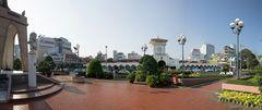 Stadtzentrum Saigon
