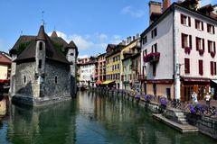 Städtchen Annecy
