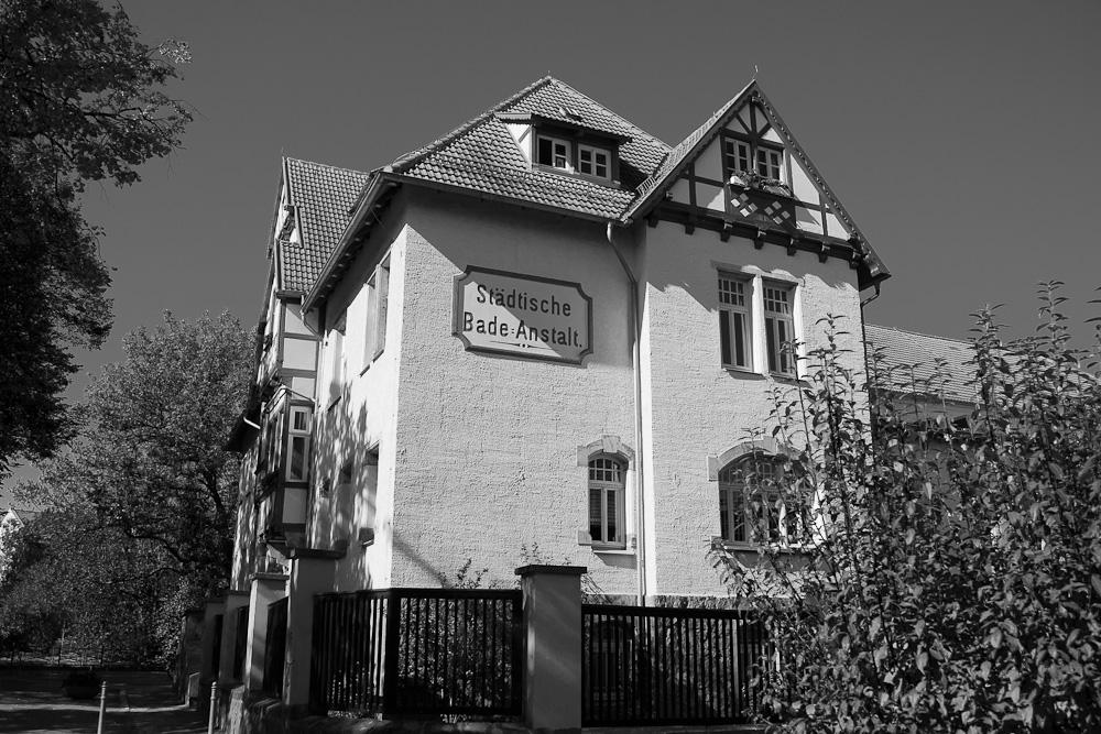 Städtische Badeanstalt, Quedlinburg