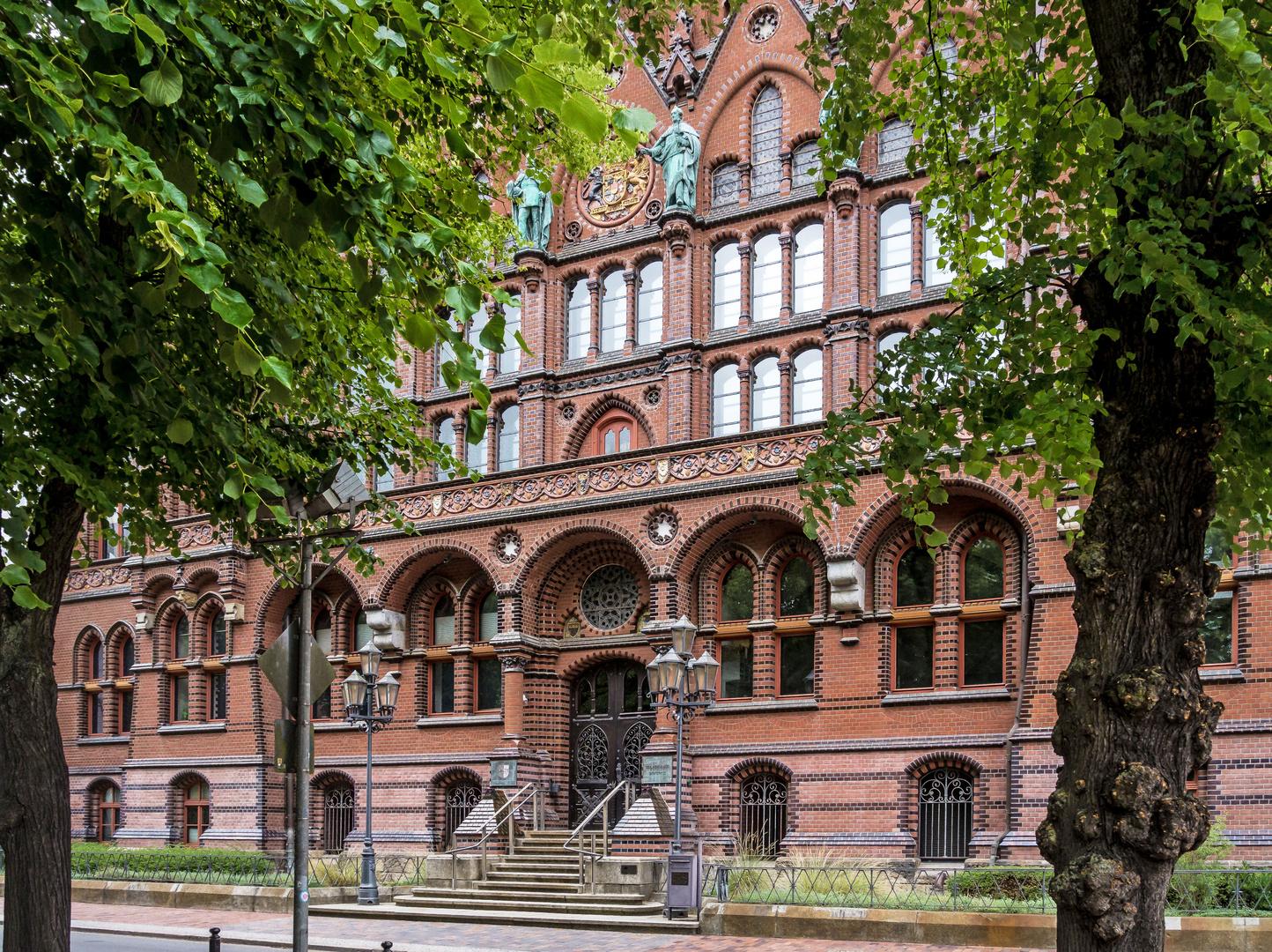 Ständehaus Rostock - Eingangsbereich