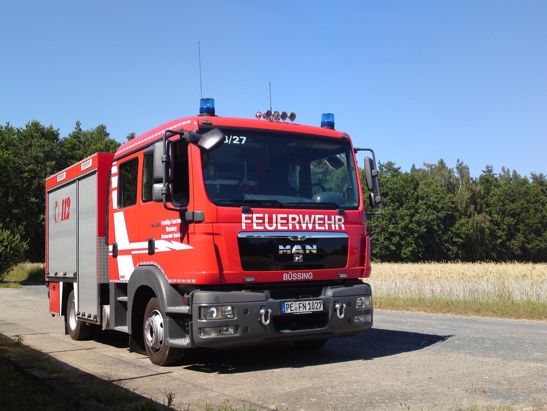 Feuerwehr Neubrück