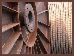 Stahl auf der Rolle I