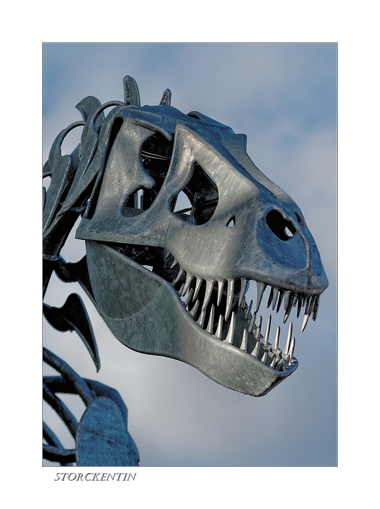Stahl-Monster