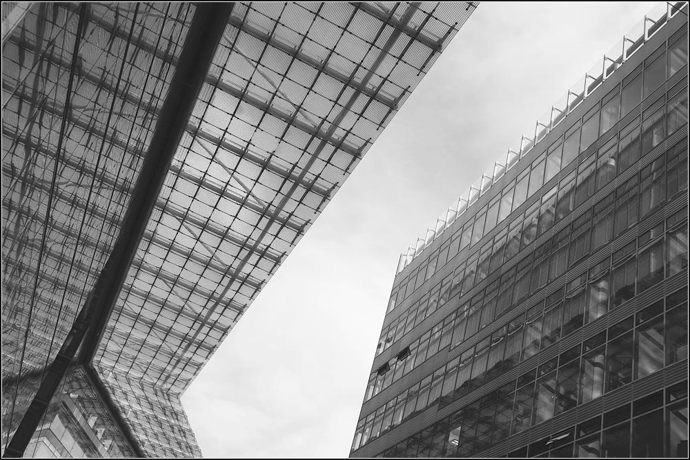 Stahl und Glas