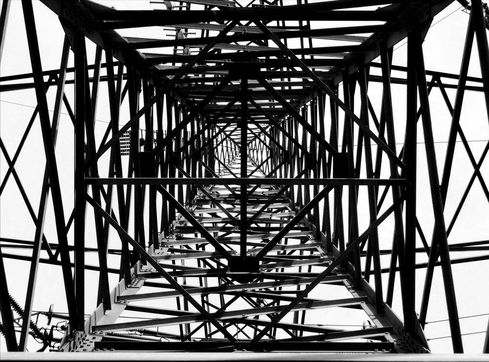 Stahlbaugrafik
