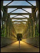 Stahlbrücke in Austria...