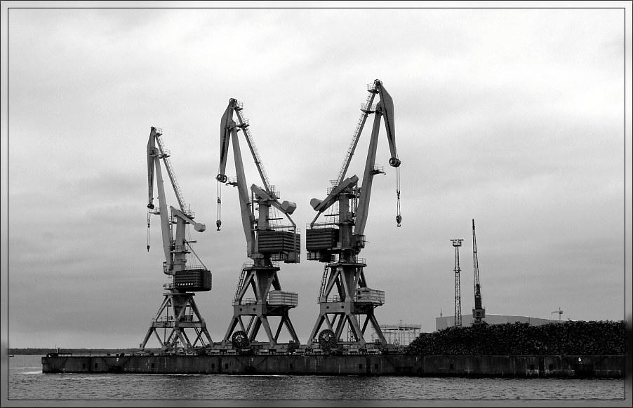 Stahlgiraffen