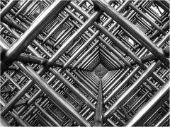 Stahlskulptur SW