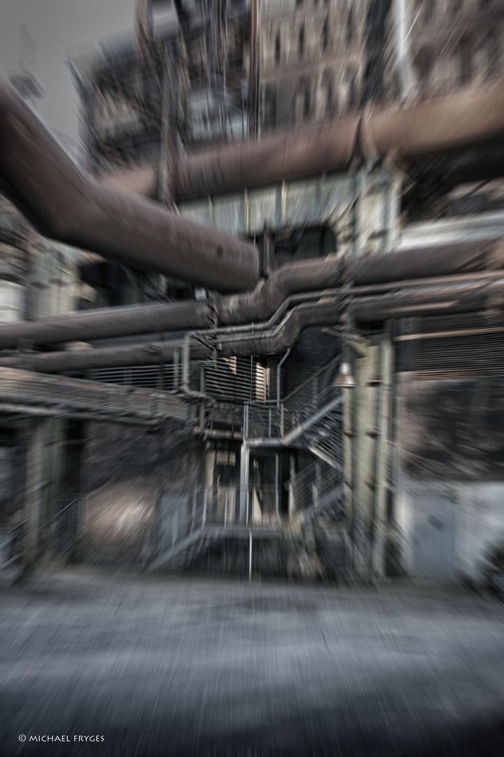 Stahlwerk........