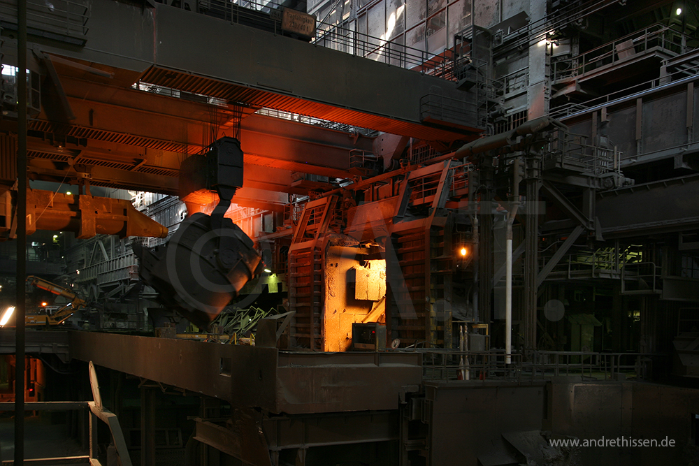 Stahlwerk 3