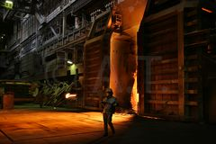 Stahlwerk 5