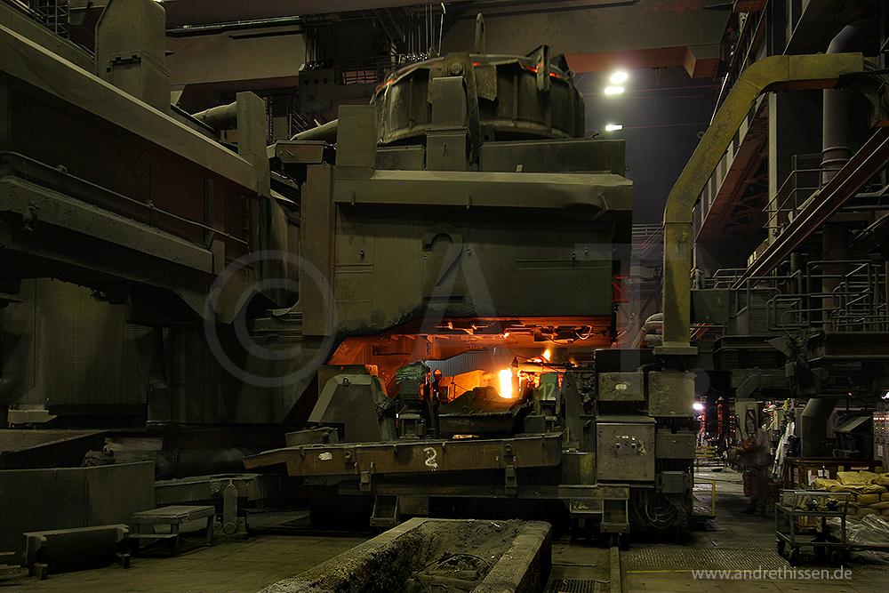 Stahlwerk 6