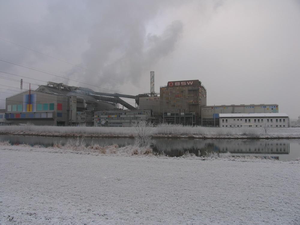 Stahlwerk Kehl