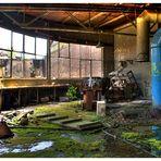 Stahlwerke Bach   ehemalige Schlosserei ?