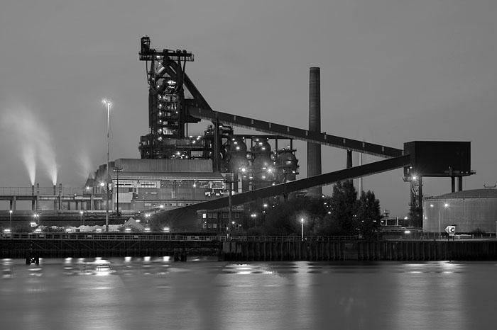 Stahlwerke Bremen - Hochofen II