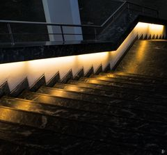 stairs and light
