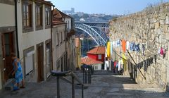 Stairs Guindais / Porto, Portugal