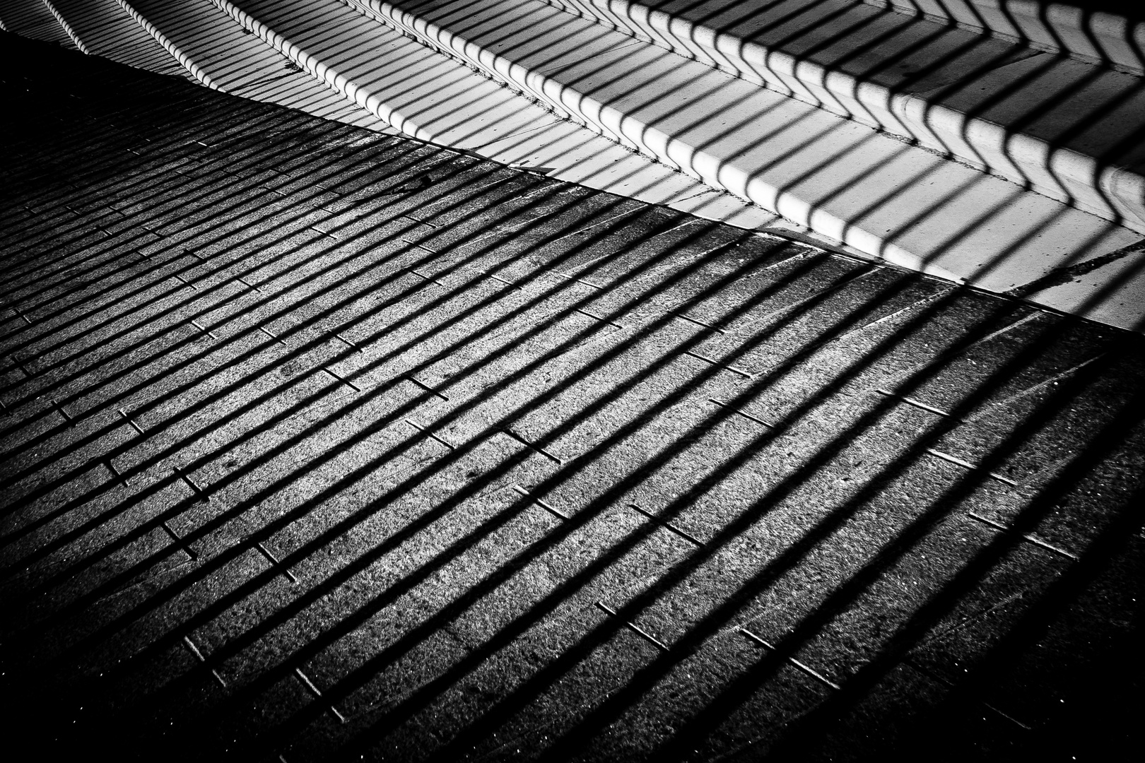 Stairs & Stripes