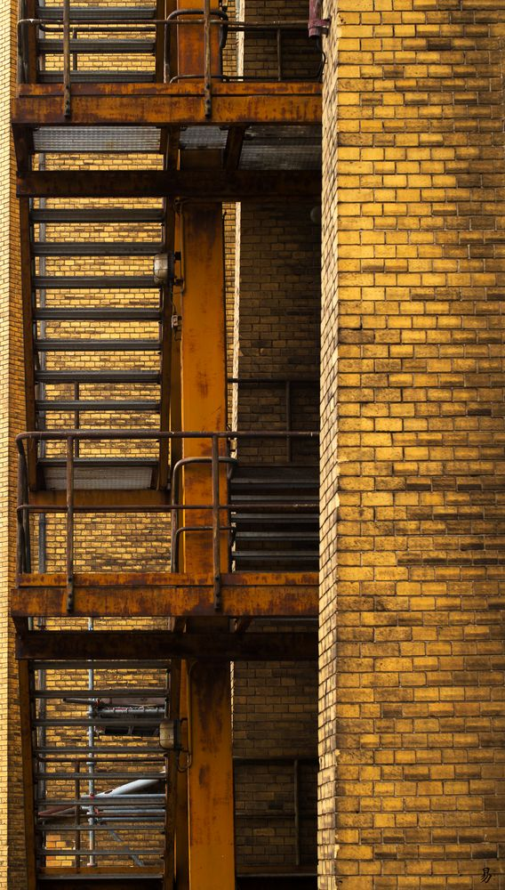 stairs & textures