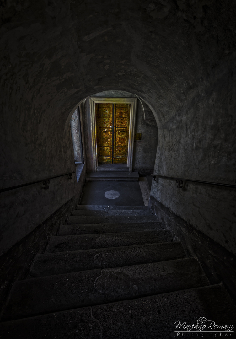 Stairs to another world