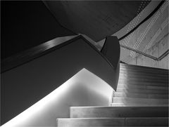 stairs to music