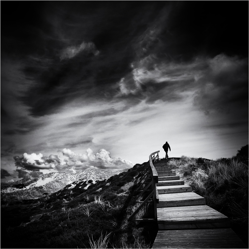 . . . stairway to heaven . . .