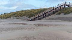 Stairway to Heaven - Dünenlandschaft bei Domburg, Provinz Zeeland (NL)