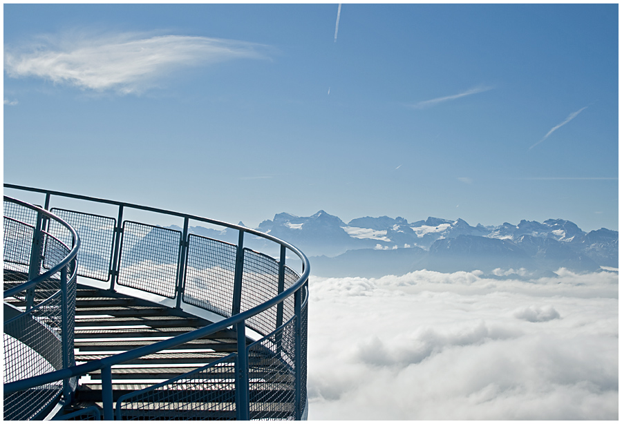 Stairway to Heaven...?