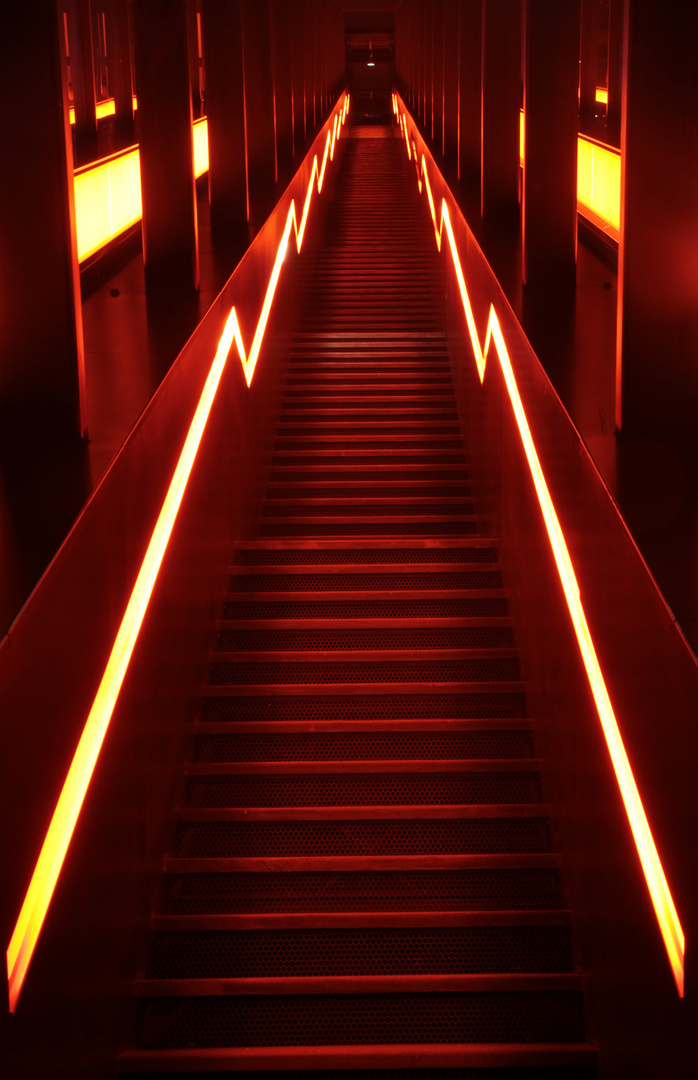 Stairway to (Heaven) Museum