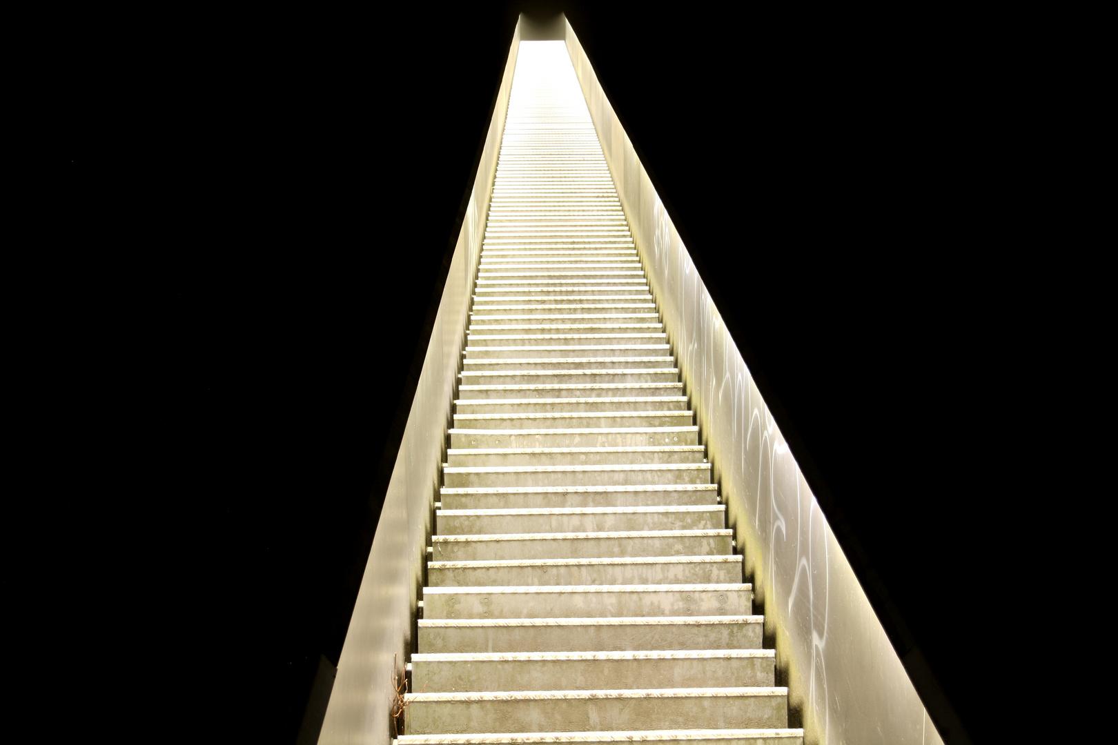 Stairway to Heaven!?!? oder folge dem licht