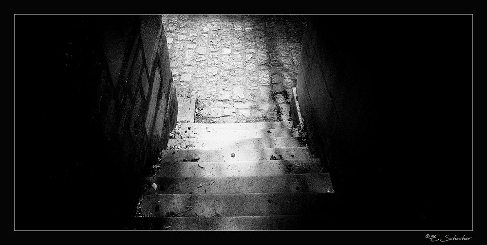 Stairway to hell... oder so...