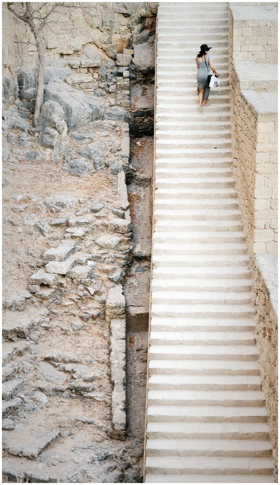 stairway to history