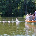 Stakenbootsfahrt in Masuren / Polen