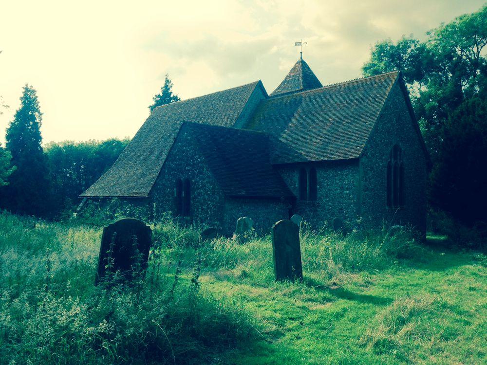 Stalisfield Church 2