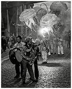 Stamp die Nachtparade