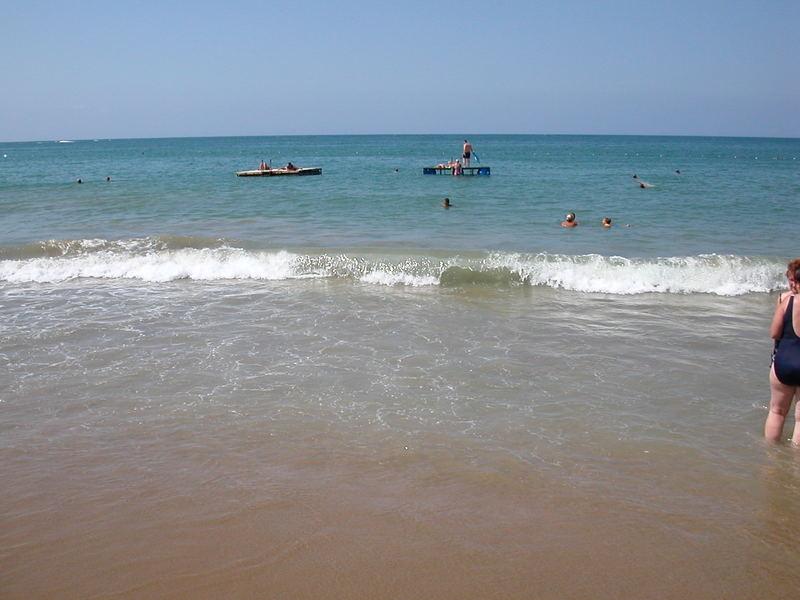 Stand und Meer