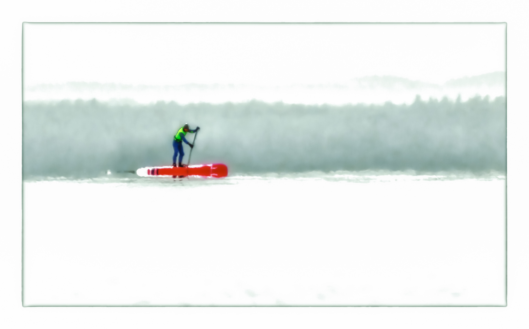 Stand up! Paddling to 2021