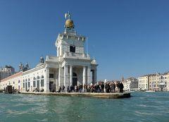 Standardmotiv 1: Der Zoll der Republik Venedig (Punta della Dogana)