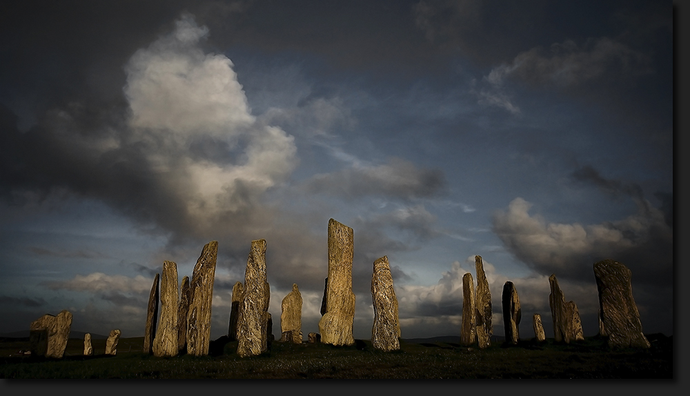 Standing Stones of Callanish - Isle of Lewis - Outer Hebrides II